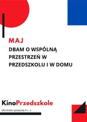 KinoPrzedszkole. Dostęp 17-21.05.2021