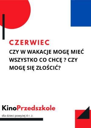 KinoPrzedszkole. Dostęp 14-20.06.2021