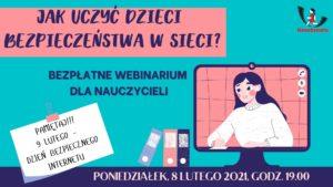 Certyfikat i materiały dydaktyczne (webinar 8.02.2020)