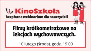 Certyfikat i materiały dydaktyczne (webinar 10.02.2020)